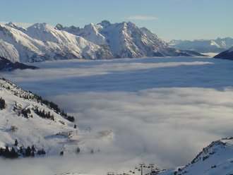 Winter in St.Anton
